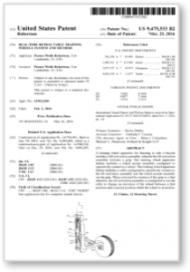 Patent No. 9,475,533